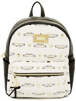 Betsey Johnson Signature Mini Backpack