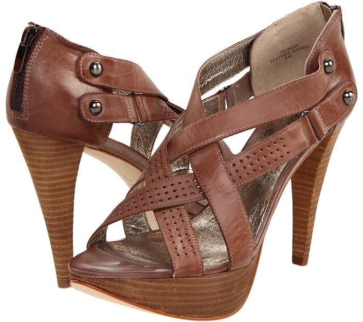 Jessica Bennett Rumor (Mocha Brown) - Footwear
