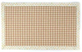 Mackenzie Childs MacKenzie-Childs Houndstooth Wool/Sisal Rug, 3' x 5'