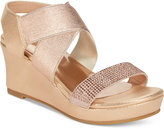 Kenneth Cole Reed Along Wedge Sandals, Little Girls (11-3) & Big Girls (3.5-7)