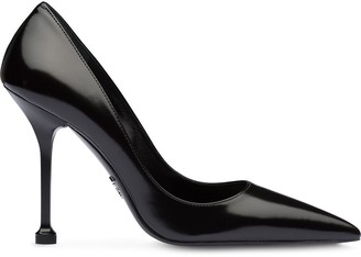 pointed pumps by Prada, available on shopstyle.com for $780 Kylie Jenner Shoes Exact Product