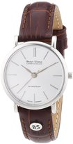 Br.Uno Sohnle 17-13045-241 - Women's Wristwatch , Leather, color: Brown