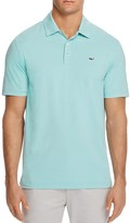 Vineyard Vines Ewing Stripe Regular Fit Performance Polo Shirt