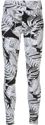 Koral Drive Paradise cropped leggings