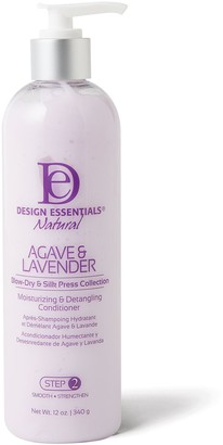 Design Essentials Agave & Lavender Moisturizing & Detangling Conditioner