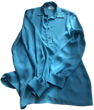 Vicolo Turquoise Top for Women