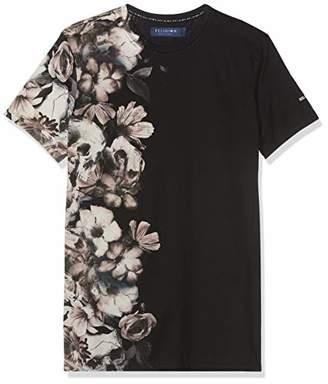 Religion Men's Wild Night Tee T-Shirt,(Manufacturer Size:L)