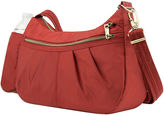 Travelon Anti Theft Signature Hobo Bag