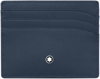 Montblanc Meisterstück Leather 6 Card Case