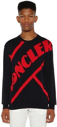 Moncler Cotton Knit Sweater