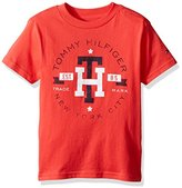 Tommy Hilfiger Boys' Hermes Short Sleeve Tee