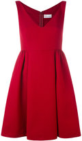 RED Valentino flared dress - women - Cotton/Polyester/Acetate/Viscose - 40