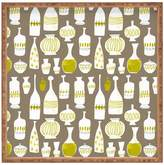Deny Designs Vintage Kitchen Large Square Tray