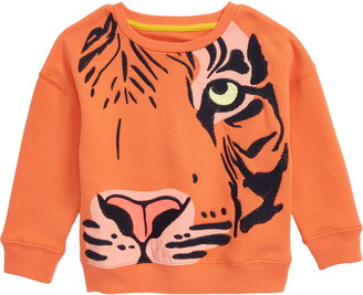 Boden Animal Superstitch Sweatshirt
