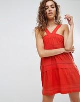d.RA Racer Front Shanna Dress