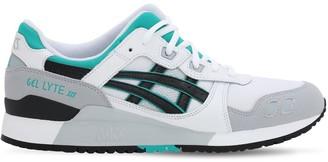 Asics Gel-Lyte Iii Leather & Mesh Sneakers