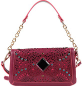 Nicole Lee Women's Sophia Gemstone Burst Bowler Bag