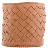 Bottega Veneta Intrecciato Pencil Holder