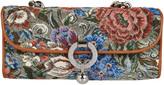 Ermanno Scervino Floral Pattern Clutch