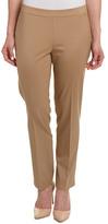 Lafayette 148 New York Petite Bleeker Wool-Blend Pant