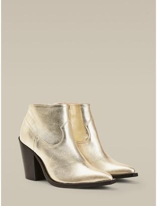Tommy Hilfiger Metallic Boot
