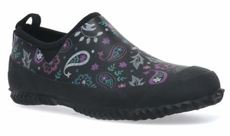 Western Chief Women's Waterproof Neoprene Garden Shoes with Memory Foam Insole Rain