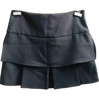 Edun Black Polyester Skirts
