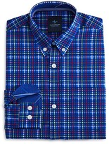 Tailorbyrd Boys' Mini Check Woven Shirt - Sizes 8-18