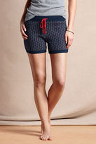 Lands' End Women's Mistletoe Merino Shorts