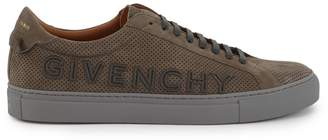 Givenchy Urban Street suede low-top trainers
