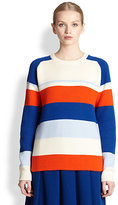J.W.Anderson Striped Cashmere Sweater