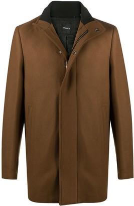 Theory Clarence melton wool jacket