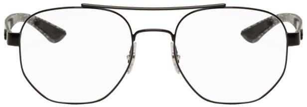 Ray-Ban Black RB8418 Aviator Glasses