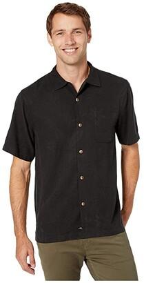 Tommy Bahama Al Fresco Tropics (Black) Men's Clothing