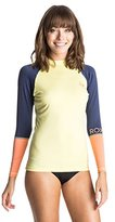 Roxy Women's Sea Bound Long-Sleeve Rashguard