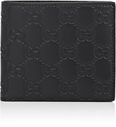 Gucci Men's GG Supreme Billfold-BLACK