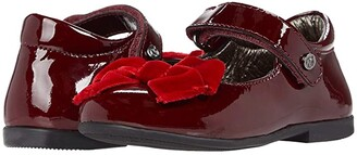 Naturino Arabesque AW20 (Toddler) (Red) Girl's Shoes