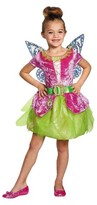 Disney Tinker Bell and The Pirate Fairy Girls' Pirate Tinker Bell Costume