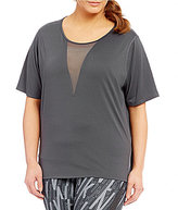 Nike Plus Size Zonal Cooling Relay Running Top