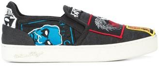 On Rancid Slip Sneakers