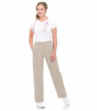 Landau Women's Classic Relaxed Scrub Pant