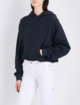 Ksubi Hashed cotton hoody