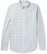 Acne Studios Oak Checked Cotton Shirt