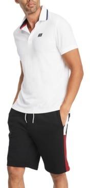 Tommy Hilfiger Men's Big & Tall Armstrong Logo Polo Shirt