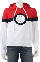 Men's Pokemon Pokeball Pullover Hoodie