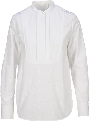 Chloé Embroidered Kurta Shirt