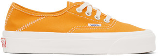 Vans Yellow OG Style 43 LX Sneakers