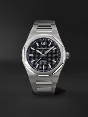Girard Perregaux Laureato Automatic 42mm Stainless Steel Watch, Ref. No. 81010-11-431-11a