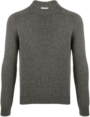 Saint Laurent Round Neck Jumper