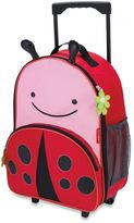 Bed Bath & Beyond SKIP*HOP® Zoo Little Kid Rolling Luggage in Ladybug